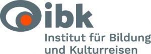 Logo IBK Institut für Bildung und Kulturreisen